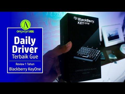 Review Blackberry KeyOne Setelah Satu Tahun jadi Daily Driver