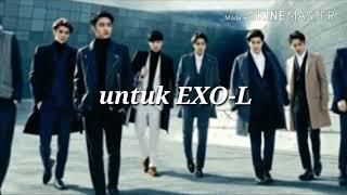 So Sweet:-D, Lagu EXO ini di dedikasikan untuk EXO-L==