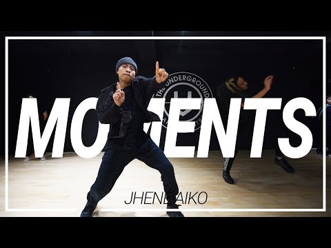 Jhené Aiko  Moments ft Big Sean  Choreography  JP Manabat