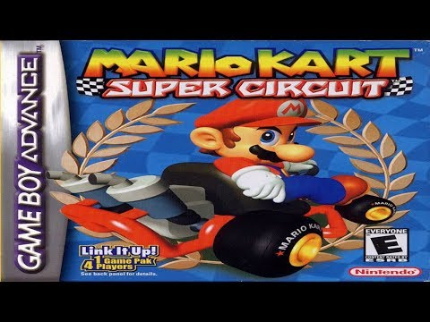 [LONGPLAY] GBA - Mario Kart Super Circuit (HD, 60FPS)