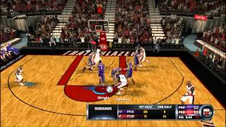 vuclip NBA 2k12 Phoenix Suns Association: Carmelo Craziness! (Ep.7)