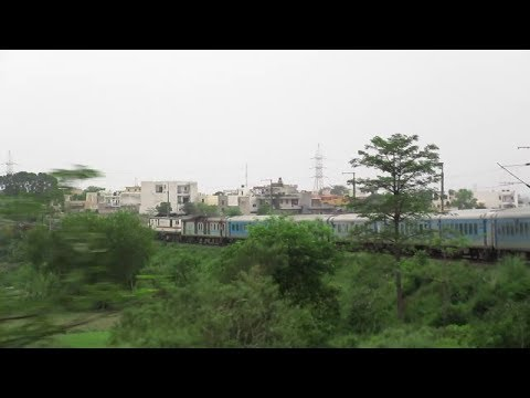 Full Journey-Kalka to New Delhi|12012 Shatabdi Express|MPS Action|Terrific Crossings|Food ...