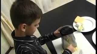 Витя Волобоев. Дети готовят простые рецепты на каждый день.  23.09.2015
