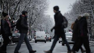 Vague de froid : des travailleurs d'extérieur témoignent