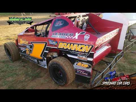#B1 Shawn Mooneyhan - Mod Lite - 9-2-18 Duck River Raceway Park - In Car Camera