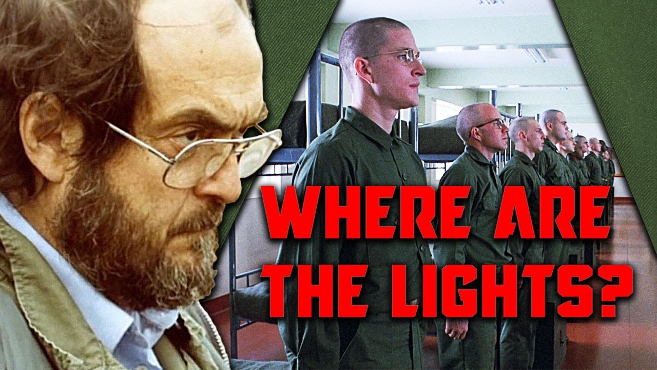 Kubrick's Minimal Lighting Let Him Put His Camera Anywhere: The Cinematography of Full Metal Jacket