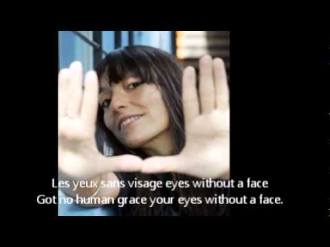Eyes without a face - Javiera y los imposibles- (Lyrics)