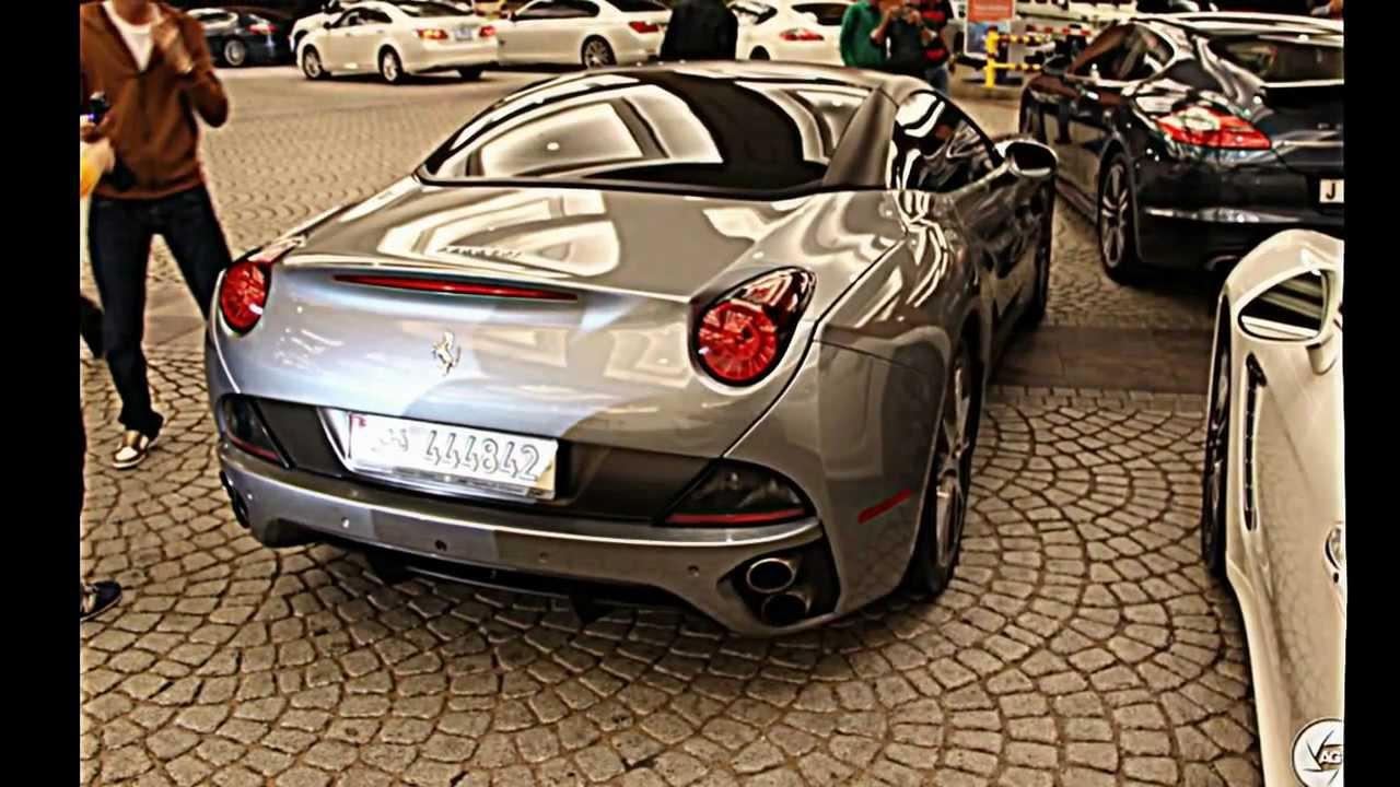 Best Supercars In Dubai Youtube