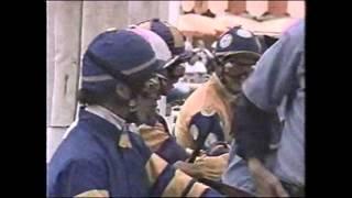 MISTER FRISKY - SANTA ANITA DERBY 1990