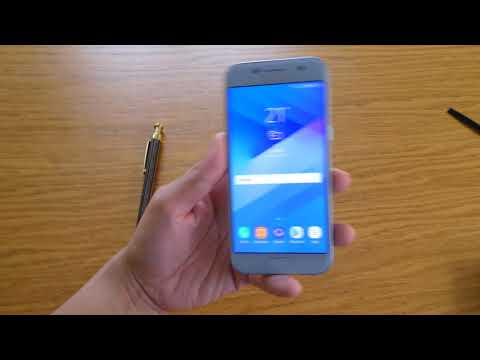 Samsung Galaxy A3 2017 Nougat 7.0 new features.