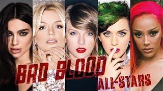 Taylor Swift - Bad Blood: All-Stars (Dua Lipa, Britney Spears & More)