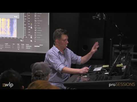 iZotope RX 6 Vocal Track Isolation with Jason King | Part 7 | Westlake Pro