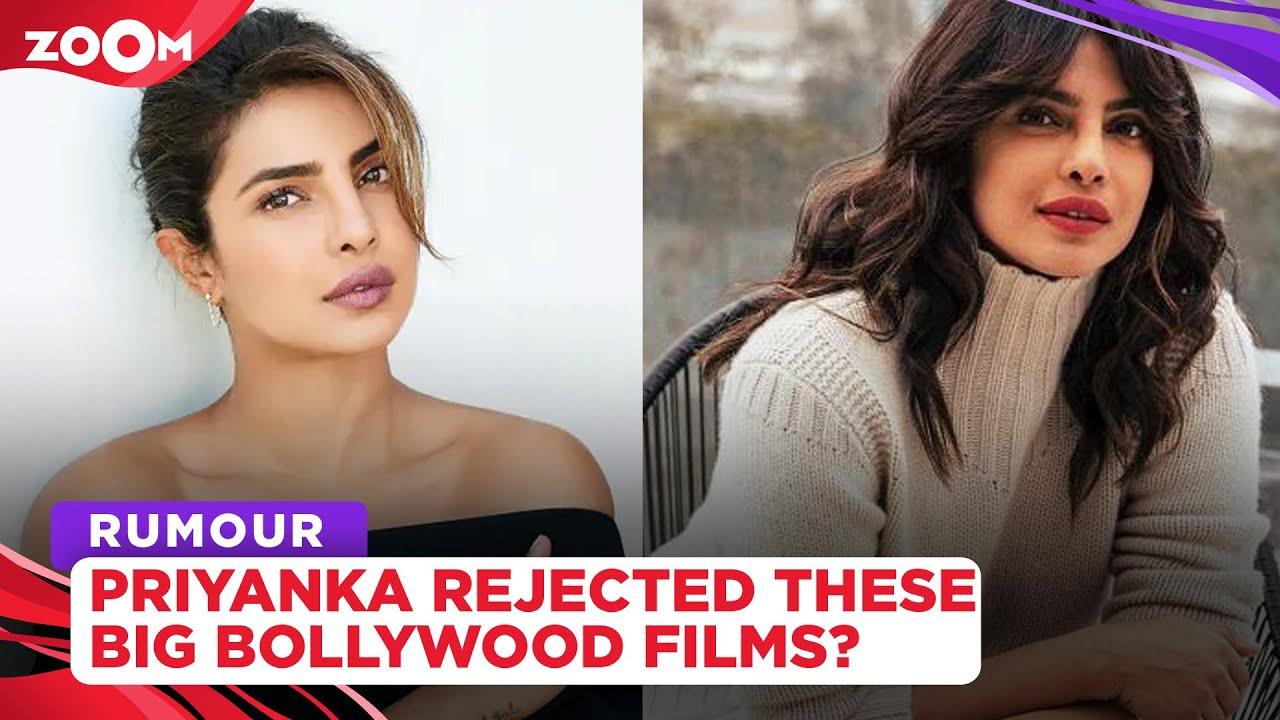 Priyanka Chopra Jonas REJECTED big Bollywood films like Salman's Sultan, Aamir's Ghajini & more
