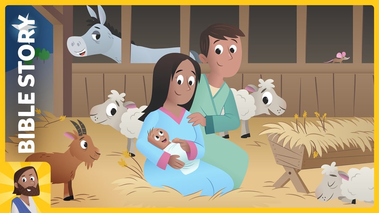 Bible App for Kids The First Christmas YouTube