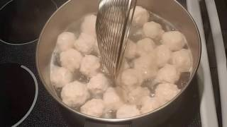 Homemade Fish Balls