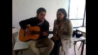 Marwan Khoury - Ya Rab Ft Carole Samaha (cover by mehdi & yosra)