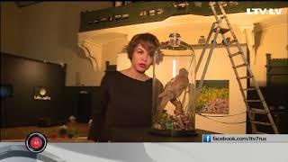 Арт-стоп с Евгенией Шафранек — выставк Пагалмс в Академии художеств