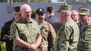 Лукашенко предлагает России определиться с форматом присутствия на белорусско-российской границе
