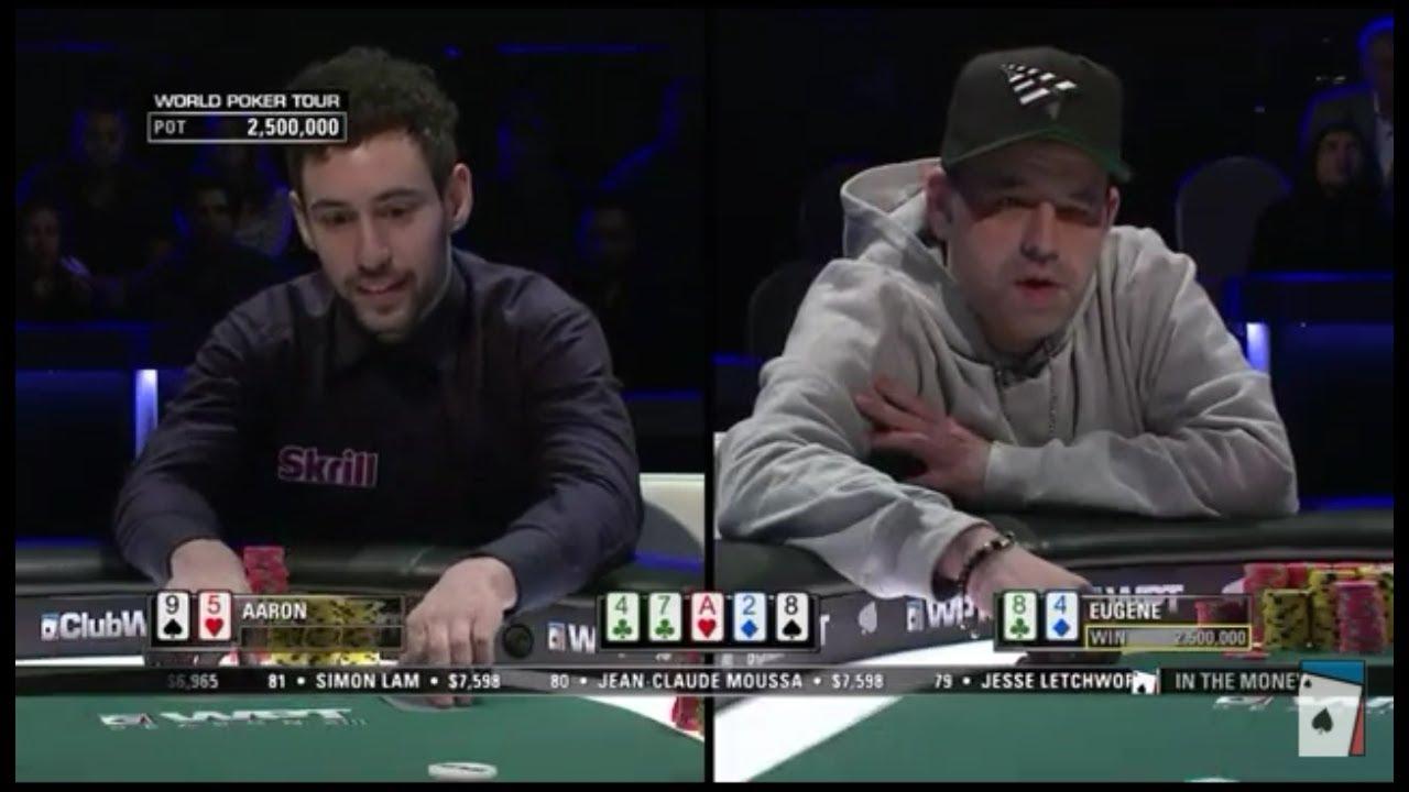 Poker Yang Buat Raja Judi Bergetar Youtube