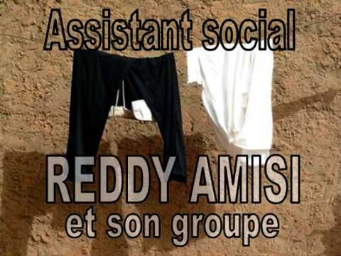 Assistant social, REDDY AMISI et son groupe