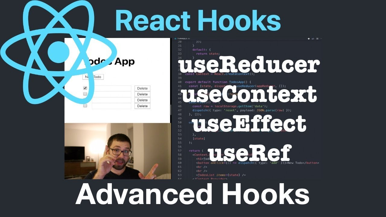 React Hooks | Harry Wolff