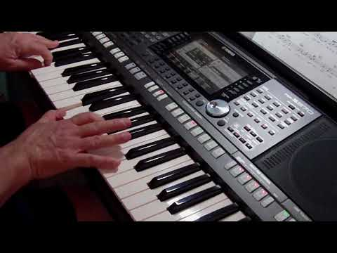 Gravity (Cover) - Yamaha PSR-S970