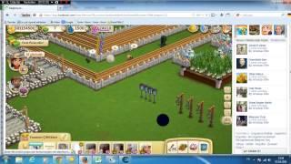 Farmville2 ödüllü koyun kulübesi ve ödüllü inek ahırı alma sesli anlatım