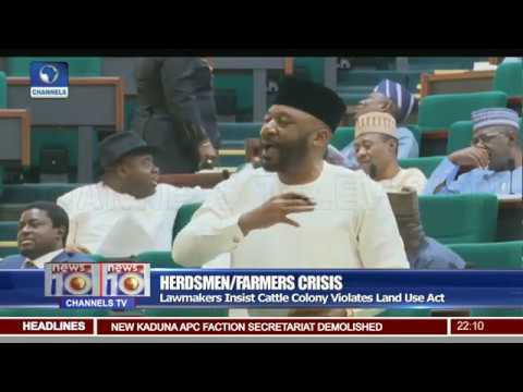 Lawmakers Insist Cattle Colony Violates Land Use Act