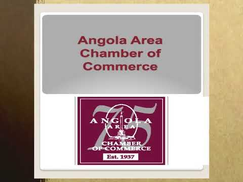 2012 Angola Area Chamber of Commerce Business Expo & Luncheon