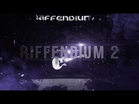 Audiofier RIFFENDIUM 2 - Heavy Guitars - COMING SOON