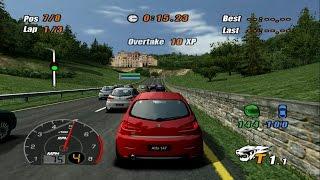 Alfa Romeo Racing Italiano PS2 Gameplay HD (PCSX2)