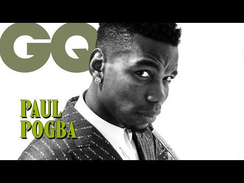 Les Punchlines De Paul Pogba  (Deschamps, Zlatan, MHD, Griezmann...)   GQ