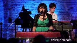 "Live from the Artists Den: Norah Jones - ""Good Morning"""