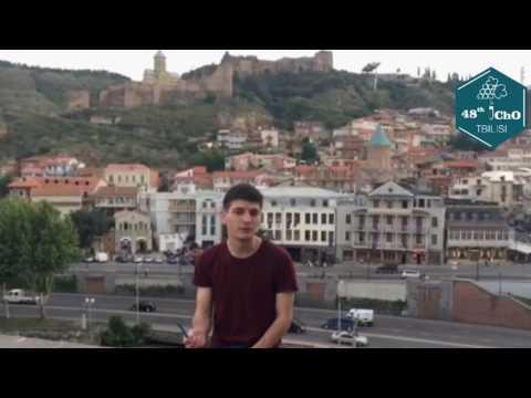 Vasil sagirishvili - Guide of Croatia (IChO-48)