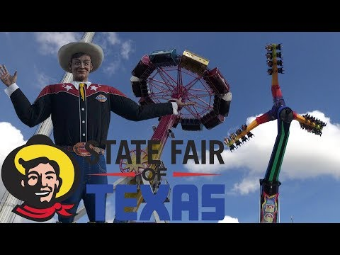 2018 State Fair of Texas Tour & Review with The Legend