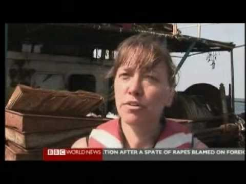 Earth Report - Sustainable Fishing 1 of 4 - Stolen Fish - BBC Environmental Documentary