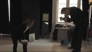 Iggy Pop - Preliminaires - Shooting photo par Xavier Martin