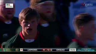 Gideon van der Merwe Rugby