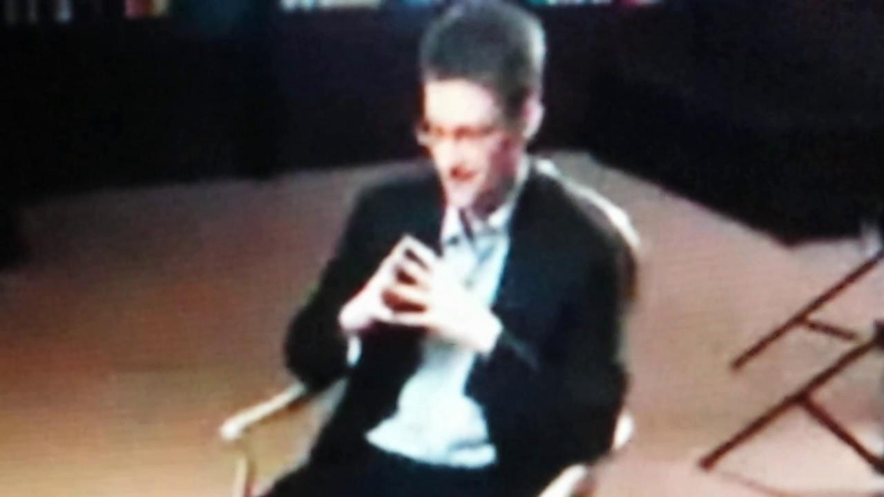 Edward Snowden describing Remote Neural Monitoring