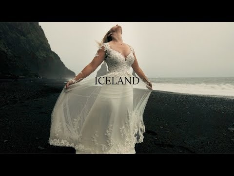 Breathtaking Iceland Wedding Video / Canon 1DX II