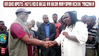 MRISHO MPOTO: Huyu Ndio Mkuu wa Mkoa Anayefaa Nchini Tanzania