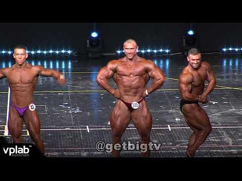 Чемпионат России по бодибилдингу - 2017 (бодибилдинг, абсолютка)