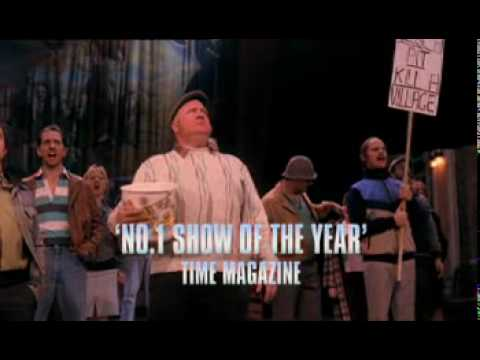 Billy Elliot - Brand new trailer for the London production