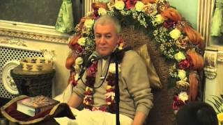 Бхагавад Гита 3.19 - Чайтанья Чандра Чаран прабху