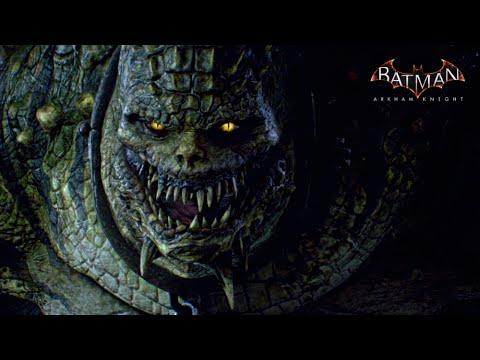 Batman Arkham Knight Season of Infamy Walkthrough · Most Wanted: Beneath the Surface (Killer Croc)