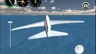Airplane app walk through game play