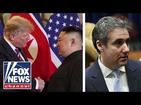 Gutfeld on media coverage of Hanoi and Cohen