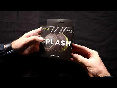 Акустическая система Pixus Splash Black