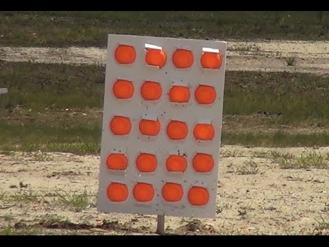 DIY: Cheap & Easy Clay Pigeon Target Holder - YouTube