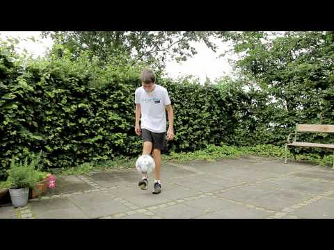 Anders Borg - Training clips (recovering from injuries)